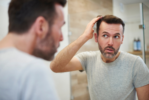 A Photo For A Blog Post About What You Should Avoid After PRP Hair Restoration